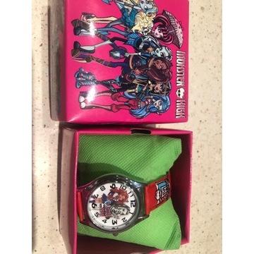 Zegarek Monster High wzór 3