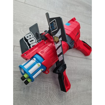 Pistolet BoomCo Wyrzutnia Twisted Spinner BGY62