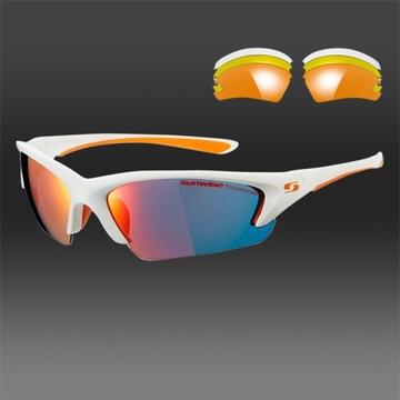 Okulary przeciwsłoneczne Sunwise Equinox RM White