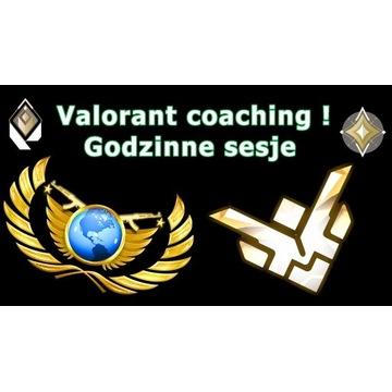 Valorant Coaching - sesje treningowe/analiza gry