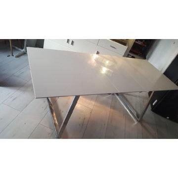 Stół biały lakierowany rozkładany