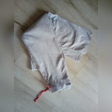 Spodnie dresy sportowe S
