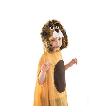 Lew strój lwa