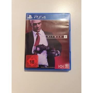 PS4, HITMAN 2, Polska wersja językowa.