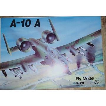 A-10 A Fly Model nr 23