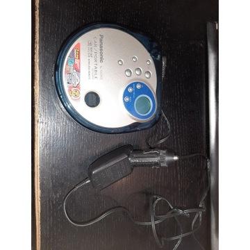 Przenośny CD player Panasonic SL-SX392C