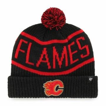 Czapka zimowa NHL Calgary Flames 47'