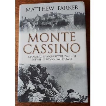 Matthew Parker: MONTE CASSINO