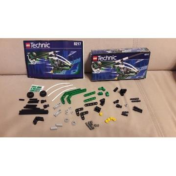 LEGO TECHNIC 8217 The Wasp kompletny pudełko