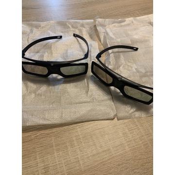 Okulary Sony 3D Aktywne