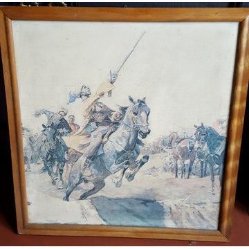Obraz Kozacy kozak