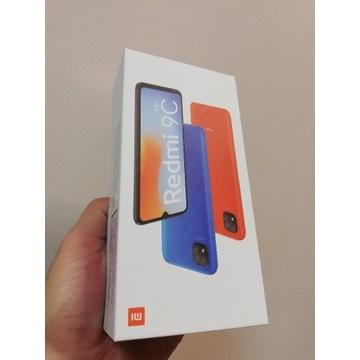 CAŁKOWICIE NOWY Redmi 9C NFC , paragon