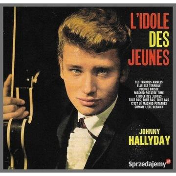 Johnny Hallyday - L'idole Des Jeunes (CD) (2019)