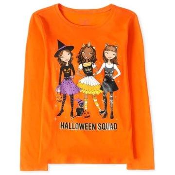 Childrens Place bluzeczka Halloween 10-12lat