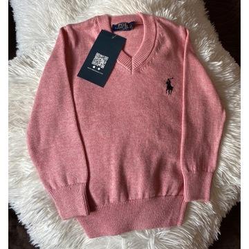 Sweterek Polo r.74