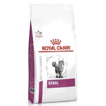 Royal Canin Renal 2kg, karma dla kotów