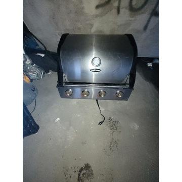 Kompletny stan dobry nie używany 5kw  grill gazowy