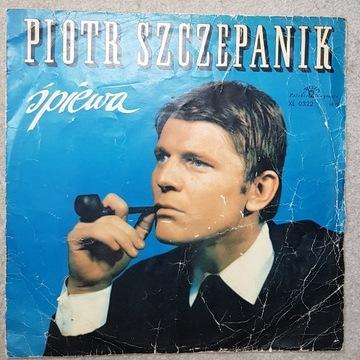 Piotr Szczepanik śpiewa - winyl