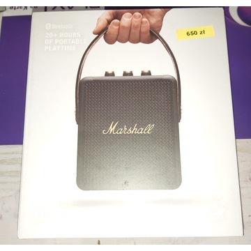 głośnik BT Marshall Stockwell II-ORYGINAŁ-NOWY