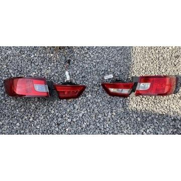 Lampy tył CLIO IV 2014 - komplet