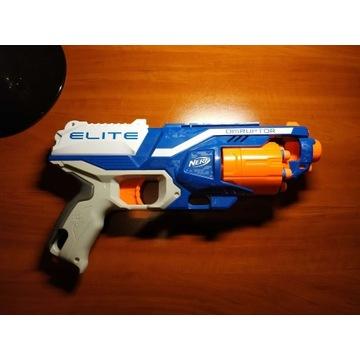 Pistolet / Wyrzutnia Nerf Hasbro Nstrike Disruptor