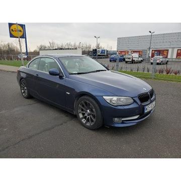 BMW E93 3.0D 223tyś.km 289KM 790NM Polska Salon