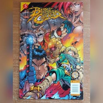 Battle Chasers #1 (Mandragora 171)