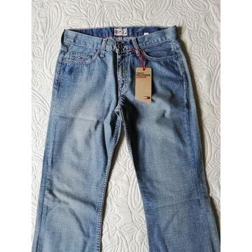**Tommy Hilfiger** Spodnie jeans W28 L34