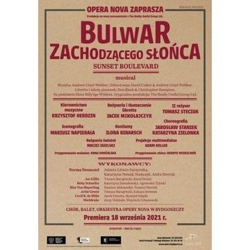 Bilety na musical Bulwar Zachodzącego Słońca