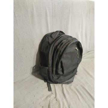 Plecak czarny pakowny