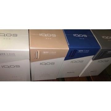 IQOS 3 DUO, dwuletnia gwarancja, NOWY
