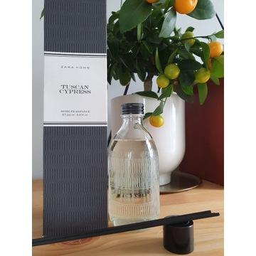 Patyczki zapachowe Zara Home Tuscan Cypress 250ml