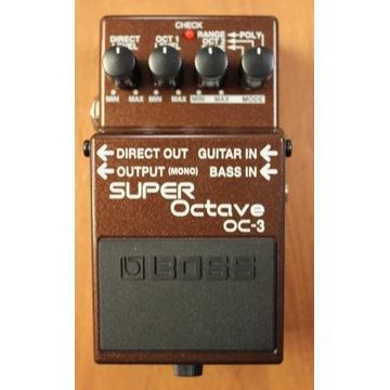 Super Octave OC -3 BOSS