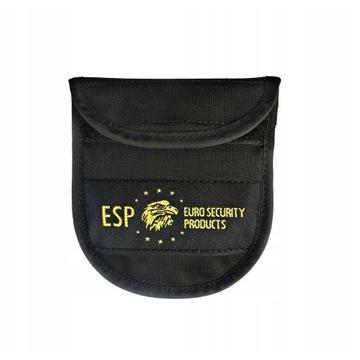 ESP Kabura Etui na lusterko 92 Pałka teleskopowa