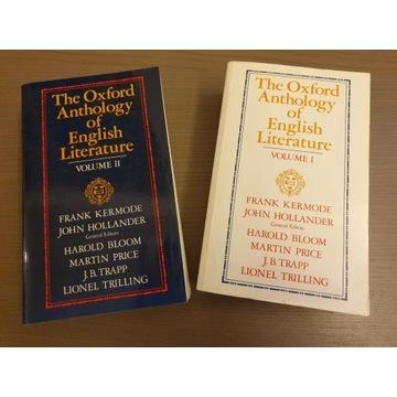 The Oxford Anthology of English Literature v. I-II