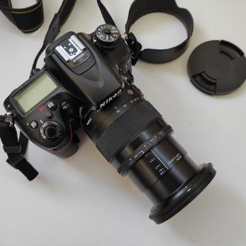 Lustrzanka Nikon D7100 Body (bez obiektywu)