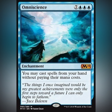 Omniscience - Core 19