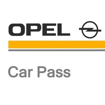 OPEL Odczyt kodu car pass pin programowanie TECH2