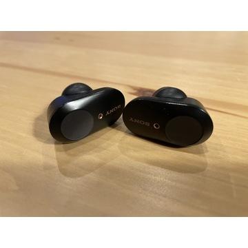 Słuchawki bezprzewodowe SONY WF-1000XM3 Bluetooth