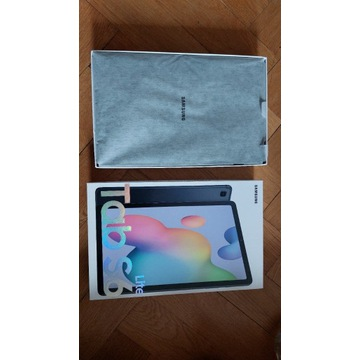 Samsung Tab S6 Lite 10.4 LTE szary 64GB