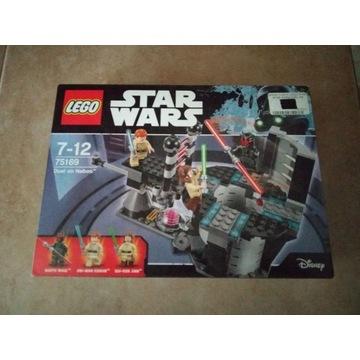 Lego Star Wars 75169 - Pojedynek na Naboo