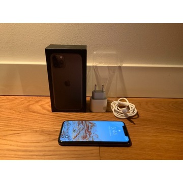 iPhone 11 pro IDEALNY- Space Grey