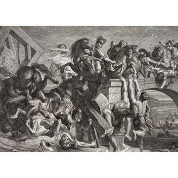 Rubens - akwaforta 1786, François Hubert (1740-180
