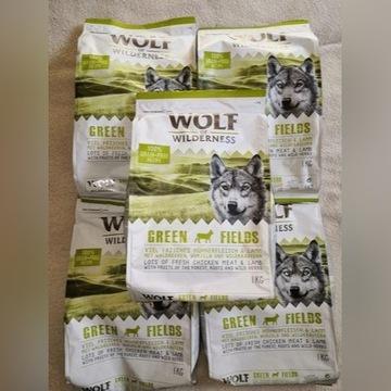 Wolf of Wilderness kurczak jagnięcina bez zbóż