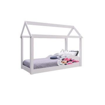 Łóżko domek Chmurka z materacem
