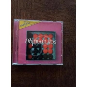 CD Pop Ballads Najpiękniejsze ballady o miłości