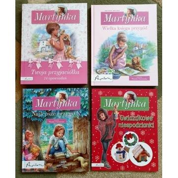 Martynka - zestaw książek dla dzieci (4 szt.)