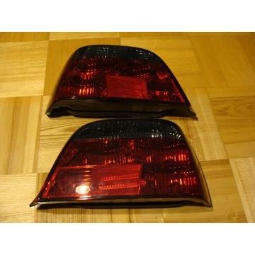 lampy tylne bmw 7 E38 - nowe