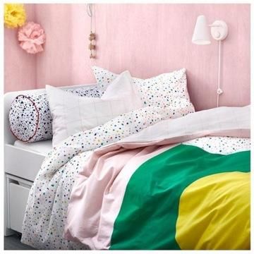 Pościel bawełna eko DWUSTRONNA IKEA 150x200