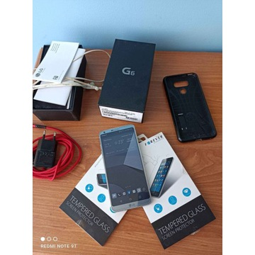 LG G6 +Samsung PIXON plus akcesoria